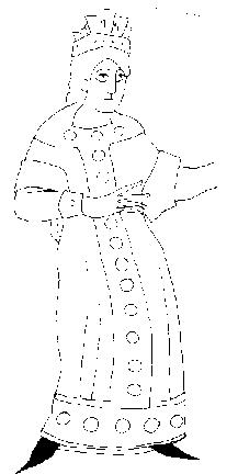 dress in anglosaxon england